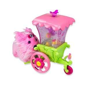 Zhu Zhu Puppies Playset Flower Cart Puppies Not Included