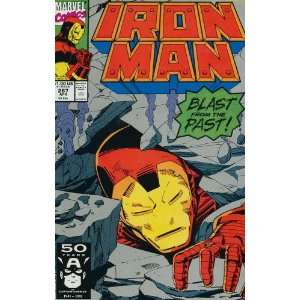 Iron Man (1st Series) #267 John Byrne, Paul Ryan Books