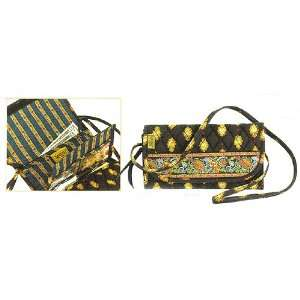 Maggi B French Country Ebony Folklore Wallet On Rope   Fall 2007