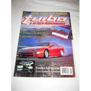 Turbo & Hi Tech Performance January 1991 More Than Just Turbos