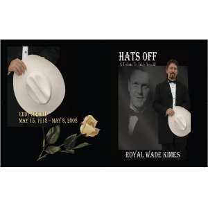 Hats Off a Tribute to Eddy Arnold Royal Wade Kimes Music