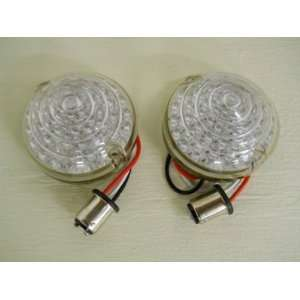 1964 1965 1966 Ford Mustang Amber 48 LED Turn Signal Marker Lights