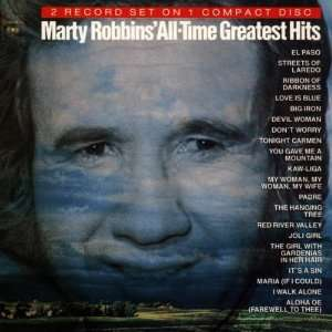 Marty Robbins   All Time Greatest Hits: Marty Robbins: Music