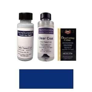 2 Oz. Medium Royal Blue Metallic Paint Bottle Kit for 1996