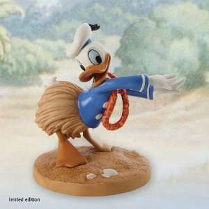 Disney Classics Collection Donald Duck: Wiki Wiki Waterfowl, NLE 750