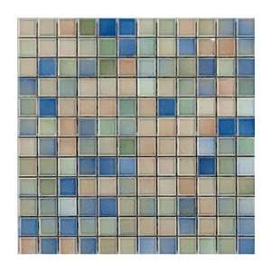 Interceramic Intertech Color Line Mix Mosaic 1 x 1 Tobacco
