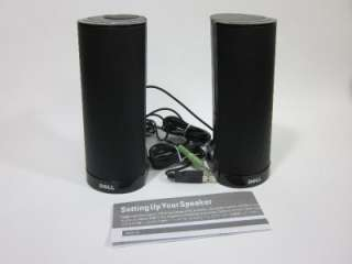 BRAND NEW OEM Dell AX210 USB Powered Speakers   NEW FACTORY SEALED