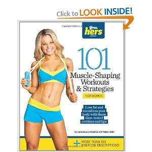 Muscle Shaping Workouts & Strategies for Women (9781600785856): Muscle