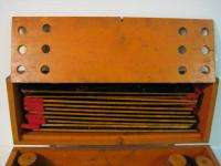 Antique Ice Fishing Tackle Box Reels Tip Ups and MORE OLD VINTAGE
