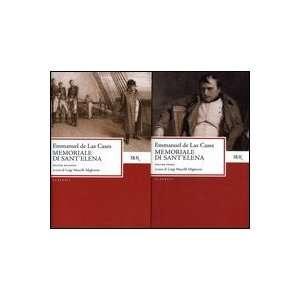 Memoriale di SantElena (9788817107907): Emmanuel de Las Cases: Books