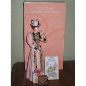 Avon Mrs. Albee Mini 2004 2005 Everything Else