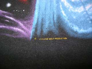 vintage ZZ TOP AFTERBURNER ALBUM COVER 80S t shirt S
