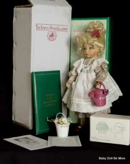 Ashton Drake Mary, Mary Doll by Dianna Efner With Box
