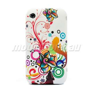 SOFT GEL TPU CASE COVER FOR APPLE IPHONE 3GS 3G S /31