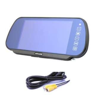 LCD Car Mirror Monitor + Vehicle Car Rearview Camera