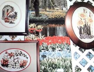 Puckerbrush A Spring Garden Cross Stitch Book