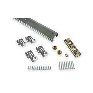 Battalion 1RBK2 Door Hanger Kit, Zinc, 4 Wheels: Home Improvement