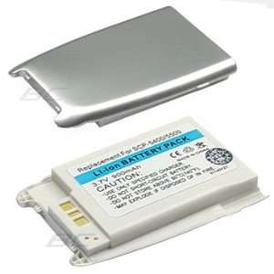 Sanyo Scp 5400, Rl2500 Standard Lithium ion Battery