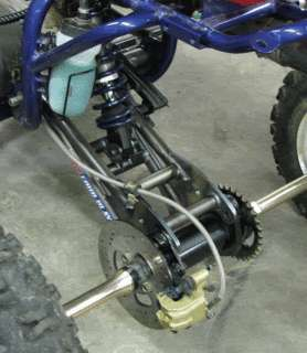 ATV Four Play Long Travel Swingarm   DRX 50 70 90