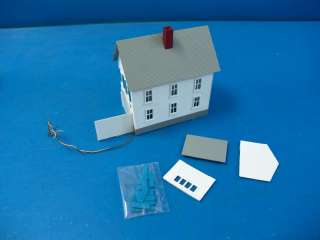 HO Scale Model Train Building Buildings Houses Church Hardware PARTS