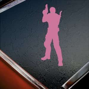 Resident Evil Pink Decal Chris Redfield PS3 Xbox Pink