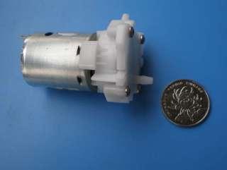 Reversible Mini Water Pump DC 6 12V