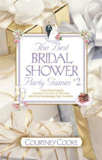 BARNES & NOBLE  Best Bridal Shower Party Games by Courtney Cooke