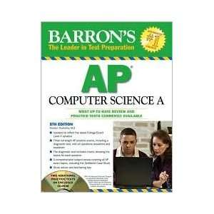 Barrons AP Computer Science A with CD ROM 5th (fifth) edition Text