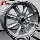 15X7 ROTA RB 4X100 57.1MM WHEELS RIM BMW 2002 E21 E30