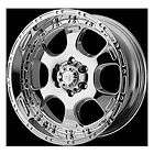 17 HELO 842 Wheel SET XD RIMS 17x8 Chrome CHEVY DODGE