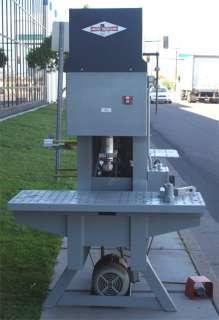 Metal Muncher MM 135 18 Punch Press Iron Worker Machine