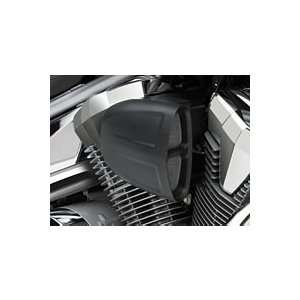 COBRA POWRFLO AIR INTAKE SYSTEM   BLACK (BLACK) Automotive