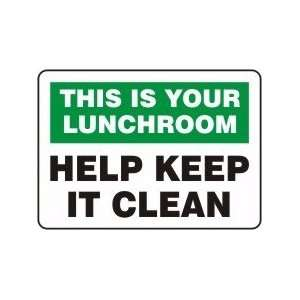 lunchroom rules workplace | just b.CAUSE