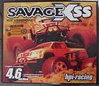 HPI Racing Savage X SS Radio Controlled Truck