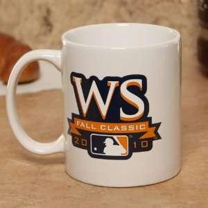 San Francisco Giants 2010 World Series White 11oz. Ceramic