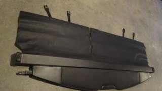 04 09 OEM LEXUS TONNEAU RX330 RX350 BLACK REAR CARGO PRIVACY COVER 05