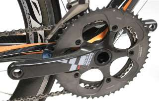 2010 ORBEA ORCA 51cm Road Bike Carbon Fiber SRAM RED ZIPP 404 Orange