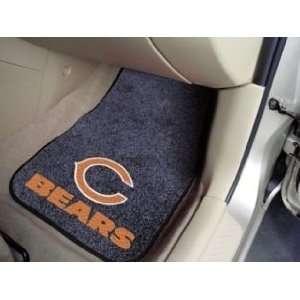 NFL Chicago Bears 4 Car  Auto Mat Set*SALE*
