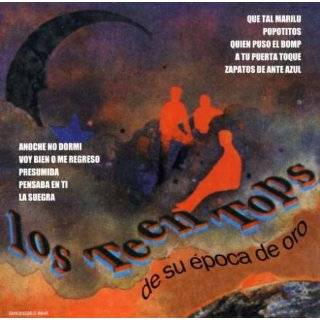 De Su Epoca De Oro by Los Teen Tops ( Audio CD   2003)   Original