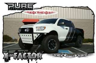 07 11 Toyota Tundra 4 X Factor Suspension lift Kit