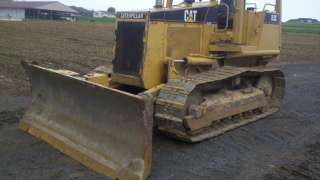 Cat Caterpillar D3C Diesel Crawler Tractor Dozer 6way Bulldozer