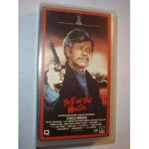 The Evil That Men Do (VHS): Everything Else