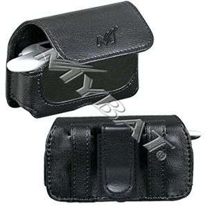 NEW LEATHER CASE POUCH HOLSTER COVER FOR MOTOROLA V60i