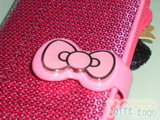 Artificial Leather Hello Kitty Clutch Long Wallet Purse * New Arrival