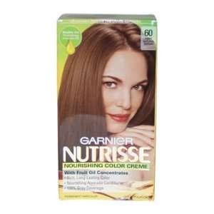 Nutrisse Nourishing Color Creme #43 Dark Golden Brown Hair Color