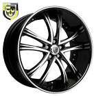 24 lexani wheels lss 55 black rim tires lexus gl 500 $ 2899 99 time