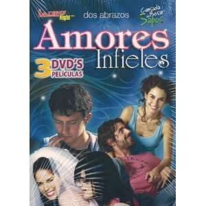 3PACK/LADIES NIGHT/DOS ABRAZOS/TIRED OF KISSING FROGS: Movies & TV