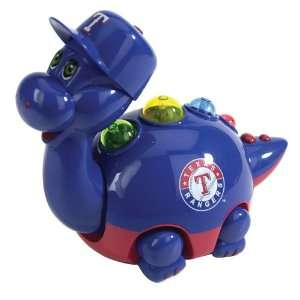 MLB Texas Rangers Animated & Musical Team Dinosaur Toy Home & Kitchen
