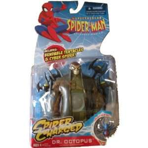 The Spectacular Spider Man Animated Series Action Figure Toys & Games