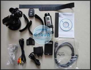 Waterproof HD Sport Action Video Camera DVR Helmet Motorcycle Bike